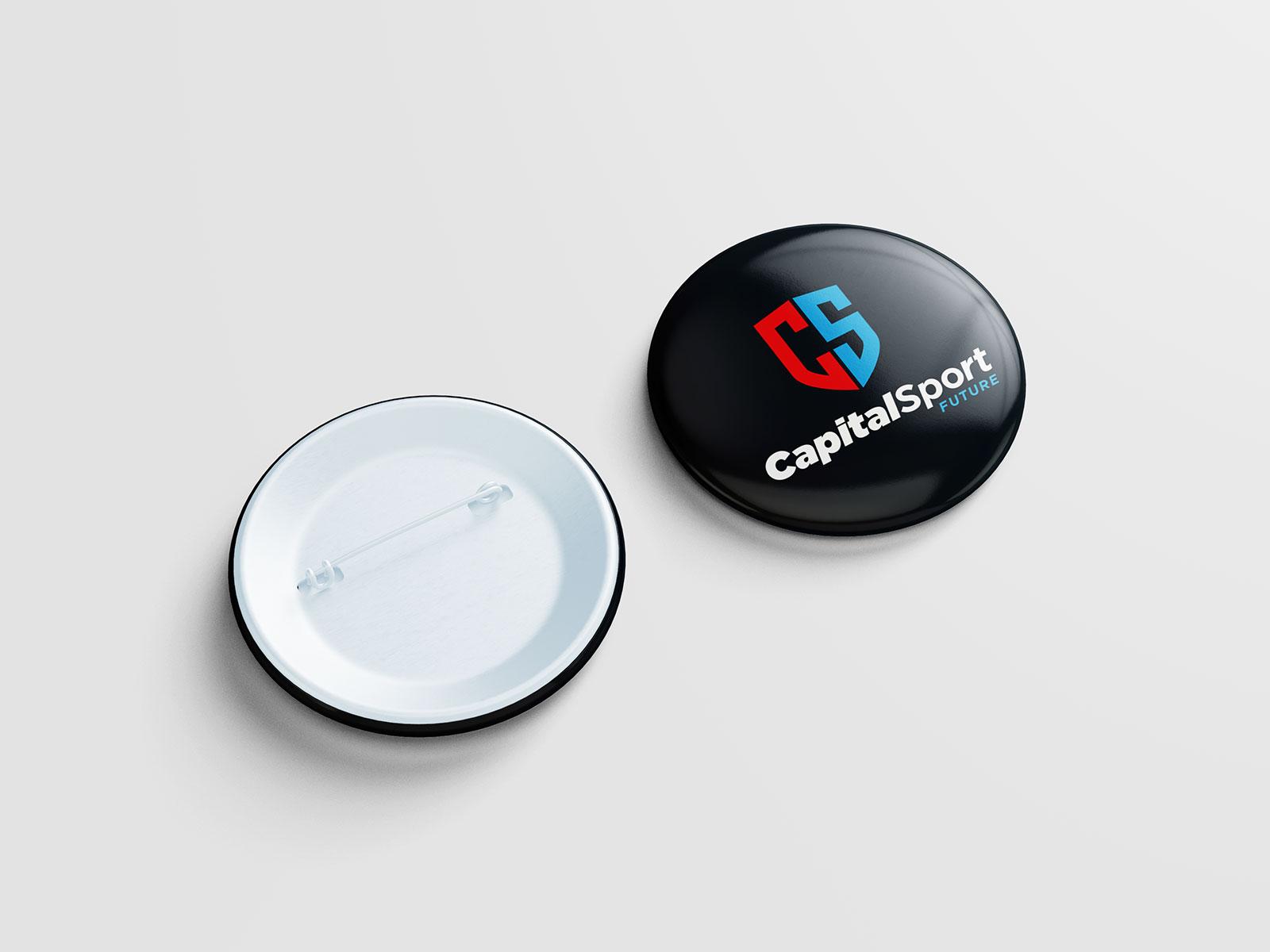 Capital Sport Badge